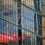 Reflections in the Atrium on Dundas Street West, Toronto 2011-02-03