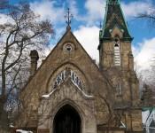 Toronto Necropolis Chapel in Cabbagetown 2011-02-10