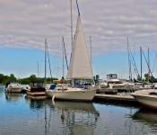 Lakeshore Yacht Club, Toronto 2011-06-26