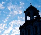 Holy Name Church on Danforth Avenue, Toronto 2011-08-05