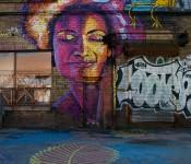 Mural on McCaul Street, Toronto