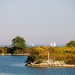 """Let's go sailing,"" Tommy Thompson Park, Toronto 2011-10-08"