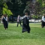 Graduates at the University of Toronto 2011-06-06