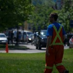 Worker at the University of Toronto 2011-06-06