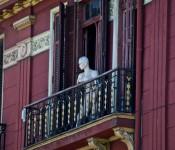 Mannequin on Valparaiso Street Chile 2012-01-09