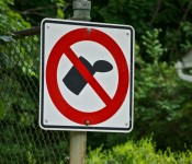 Sign on Stream Avenue, Dorval 2012-07-19