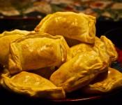 Delicious beef empanadas, Dorval 2011-12-13