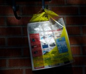 Junk mail in Dorval 2012-07-25