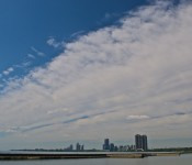 View across the Humber Bay, Toronto