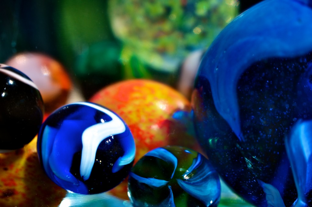 Do you love marbles? Dorval 2012-08-18