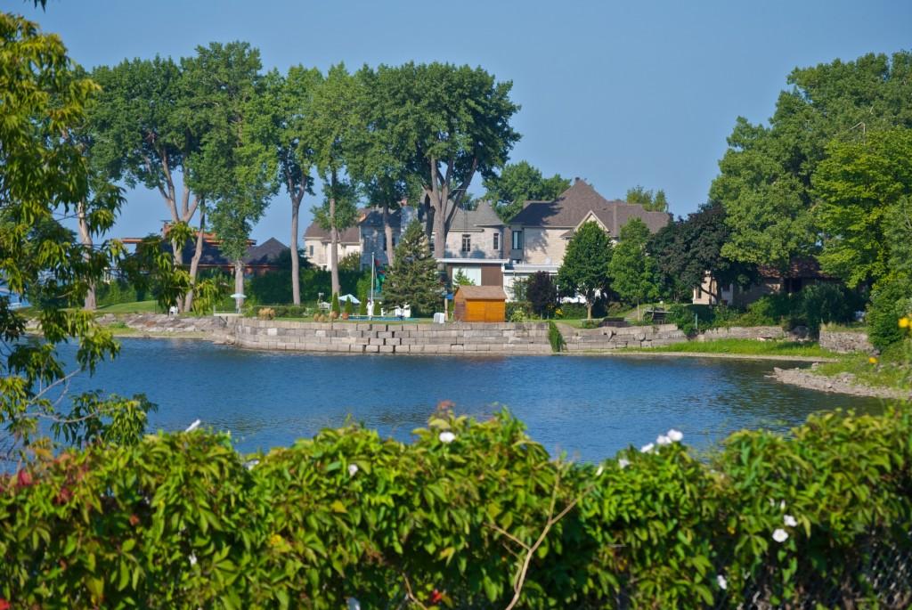 By Lake Saint-Louis, Dorval 2012-07-31