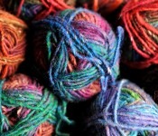 Photo by CASLworks (magic ingredients for fiber art 2012-10-17)