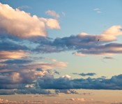 Photo by CASLworks (sky over Lake Saint-Louis, Dorval 2012-09-23)