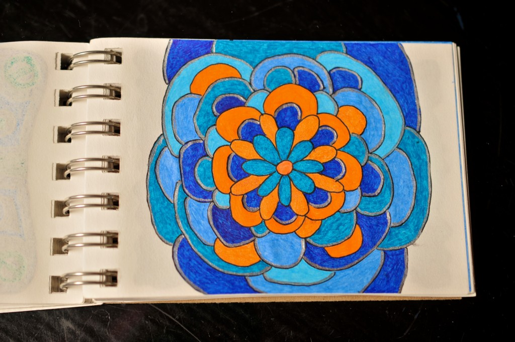 Sketchbook doodle 34 of 95