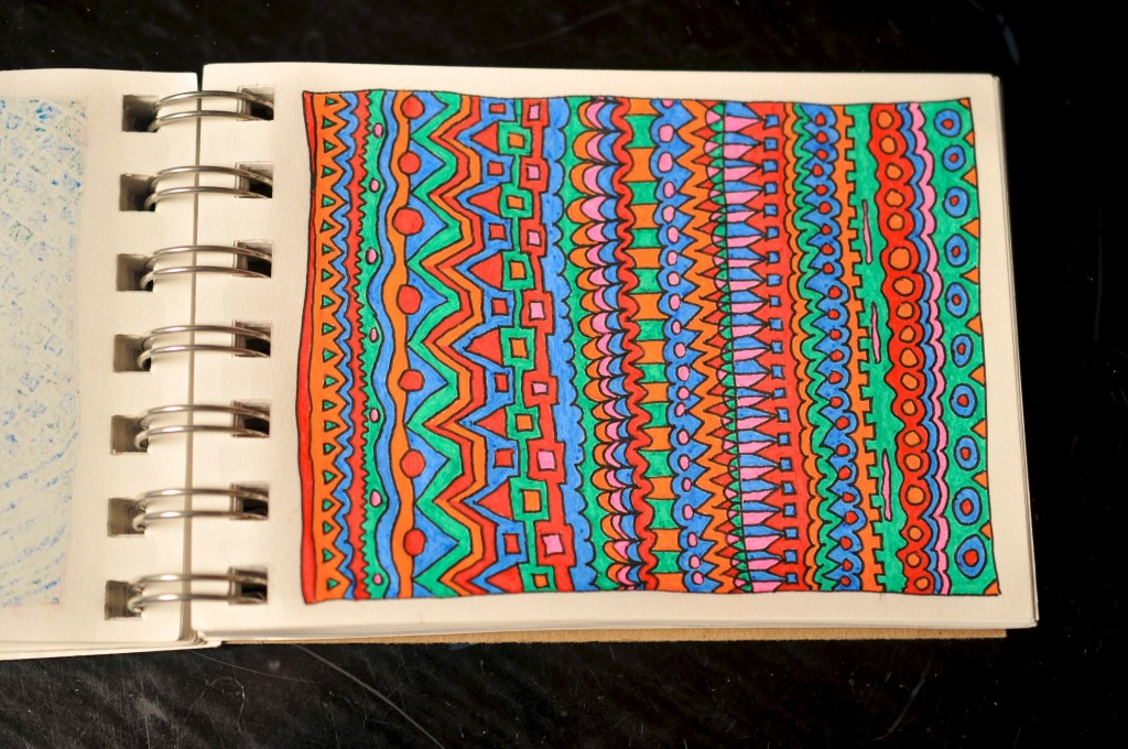 Sketchbook doodle 38 of 95