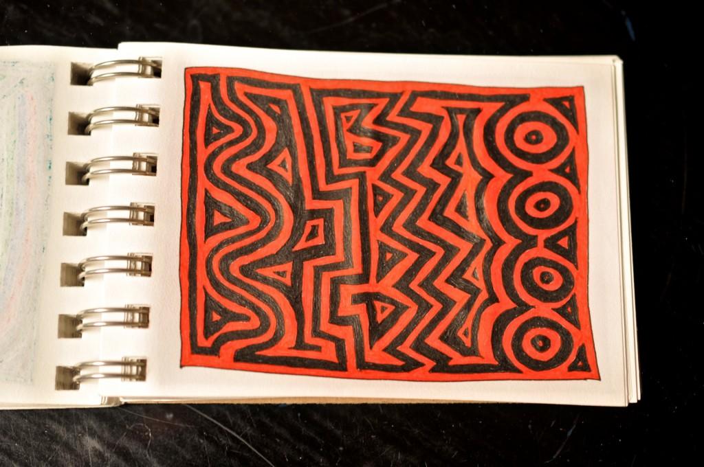 Sketchbook doodle 42 of 95