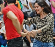 Come with me. Let's dance! [Santiago, Chile 2012-12-01]
