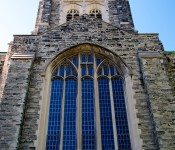 Beautiful architecture at the University of Toronto 2010-10-16