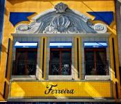 Ferreira Café, rue Peel, Montréal 2012-04-29