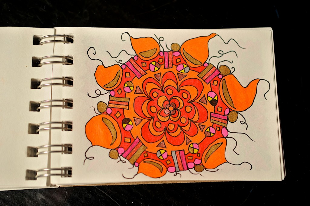 Sketchbook doodle 50 of 95