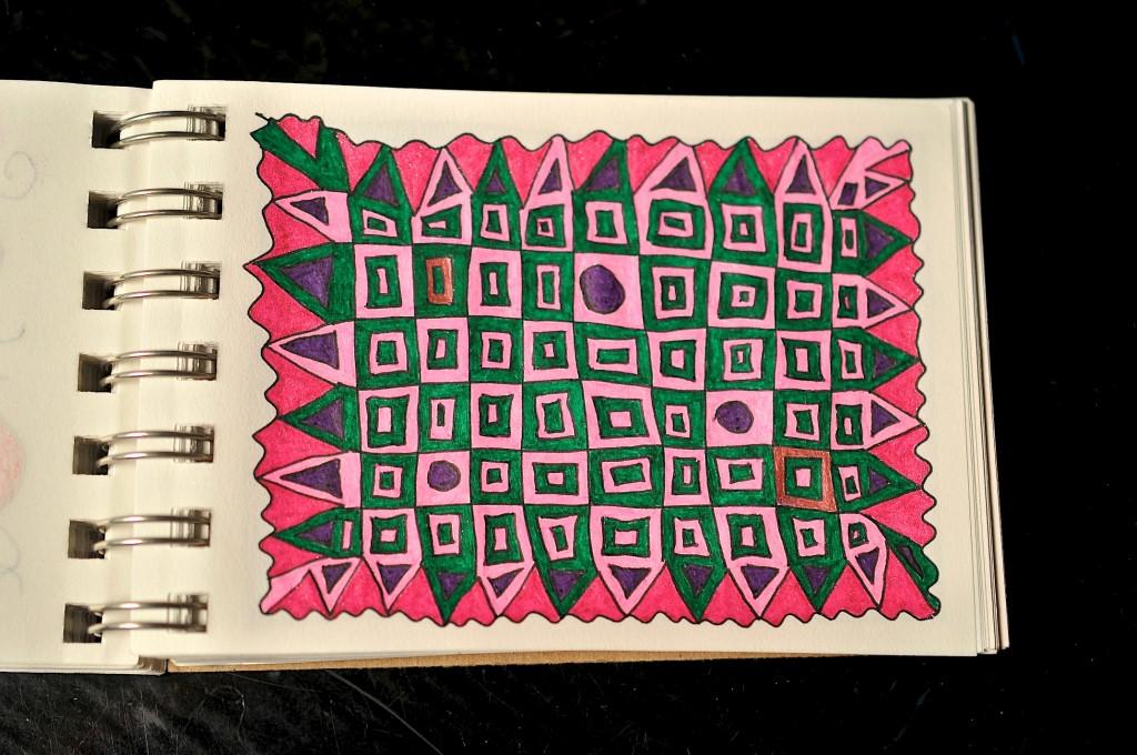 Sketchbook doodle 51 of 95