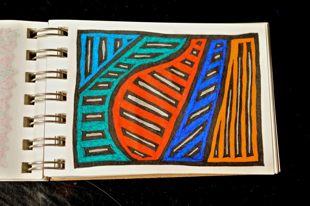 Sketchbook doodle 52 of 95