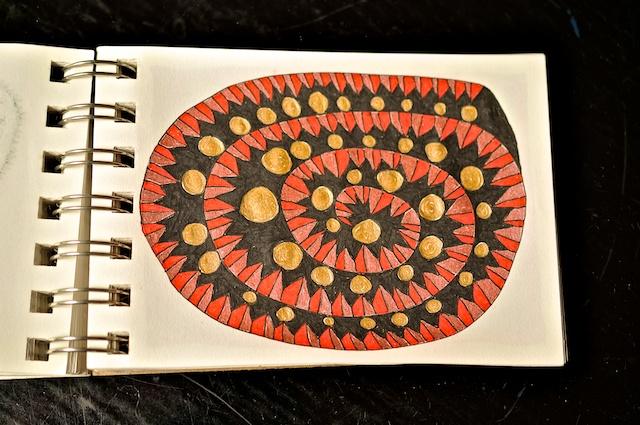 Sketchbook doodle 56 of 95