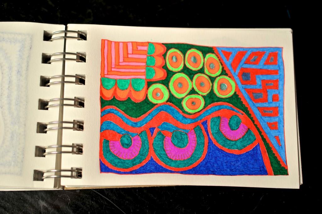 Sketchbook doodle 59 of 95