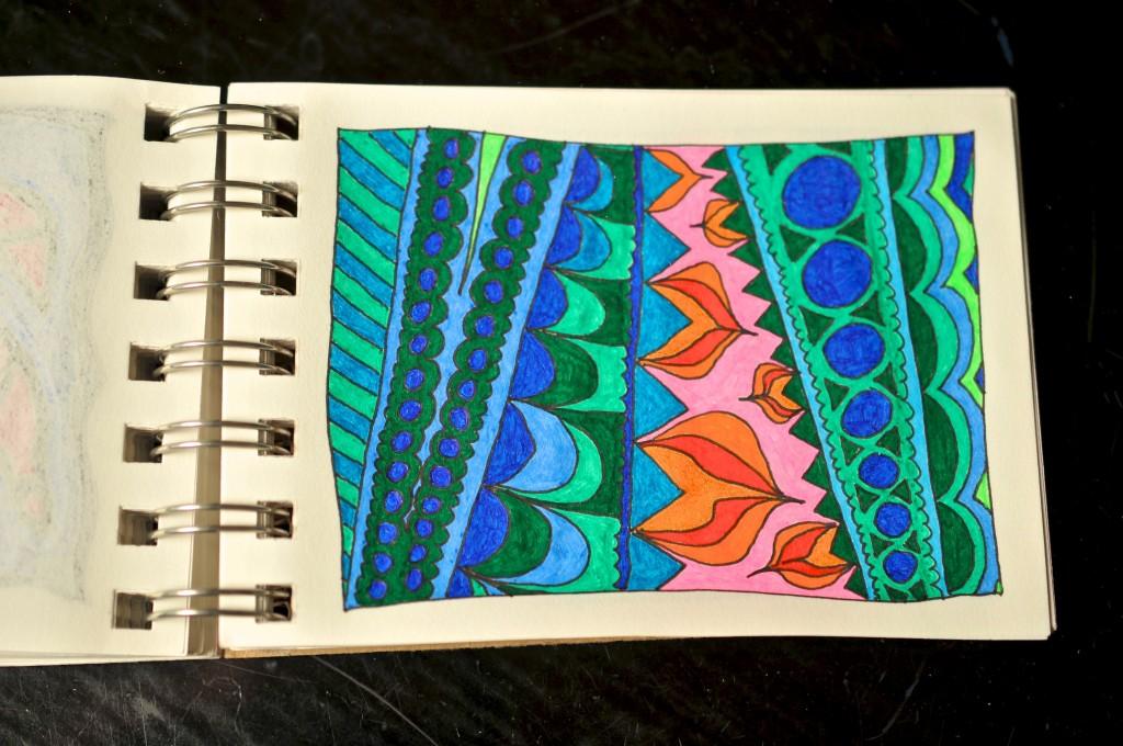 Sketchbook doodle 62 of 95