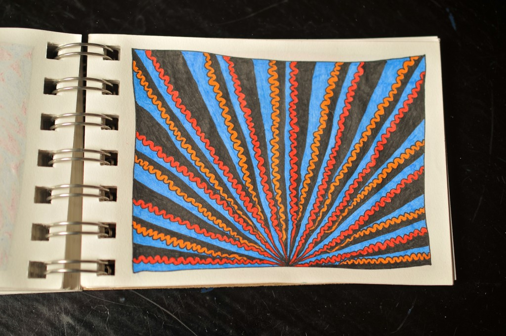 Sketchbook doodle 74 of 95