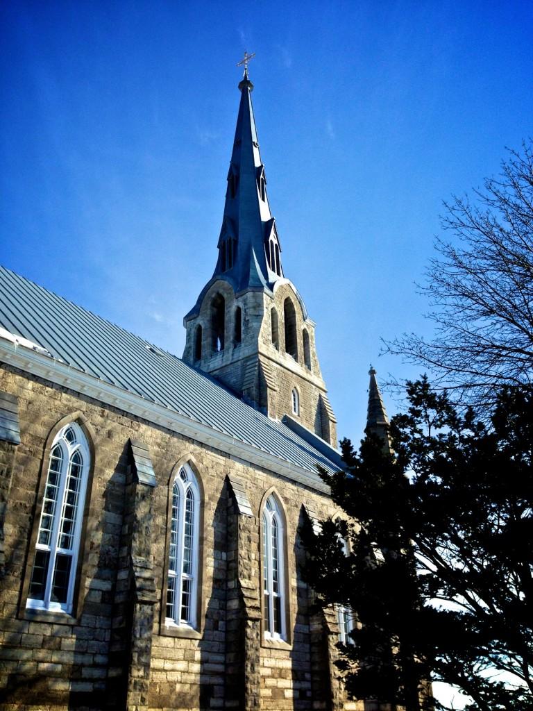Paroisse Saint-Joachim de Pointe-Claire