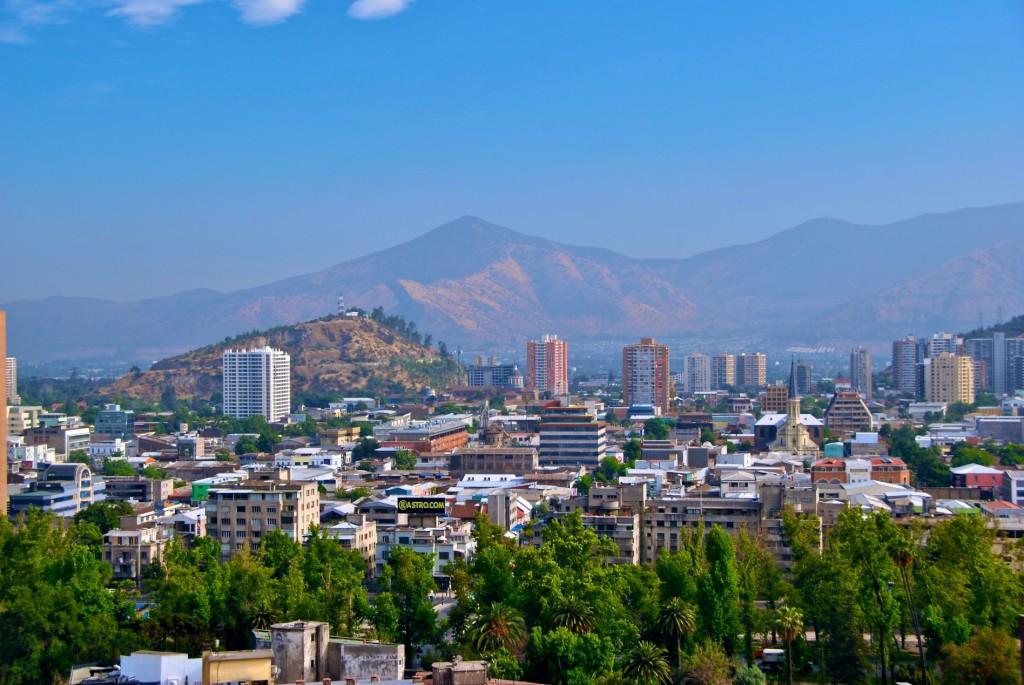 A wonderful city [Santiago, Chile 2012-12-01]