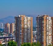 Impressive cityscape [Santiago, Chile 2012-12-01]