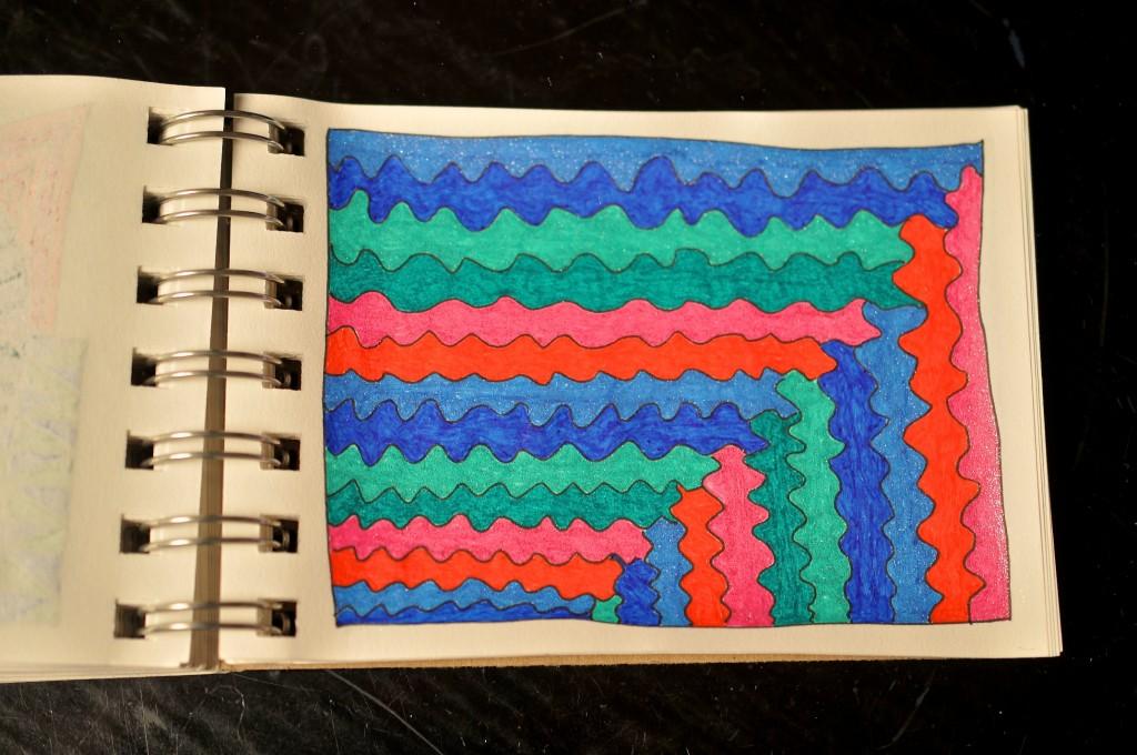Sketchbook doodle 88 of 95