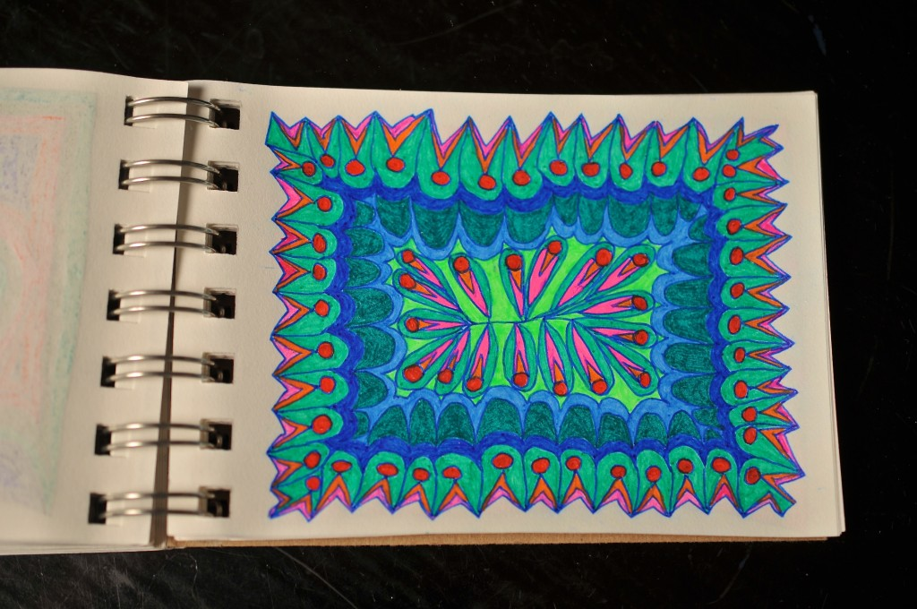 Sketchbook doodle 90 of 95