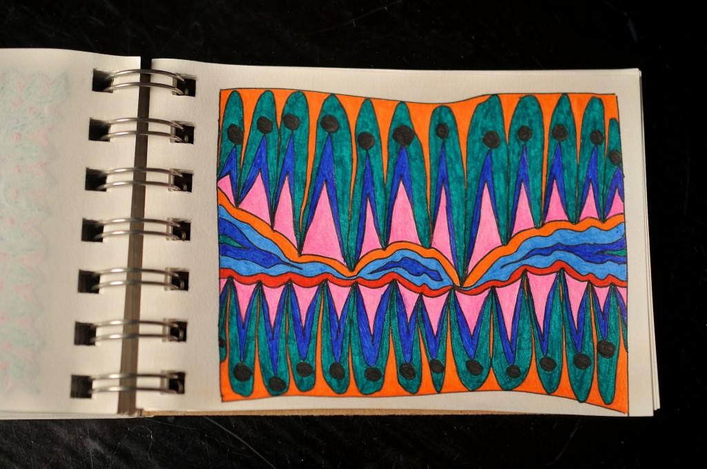 Sketchbook doodle 91 of 95