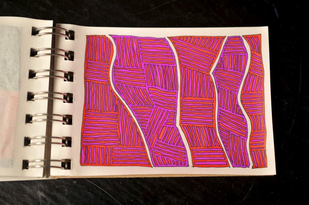 Sketchbook doodle 94 of 95