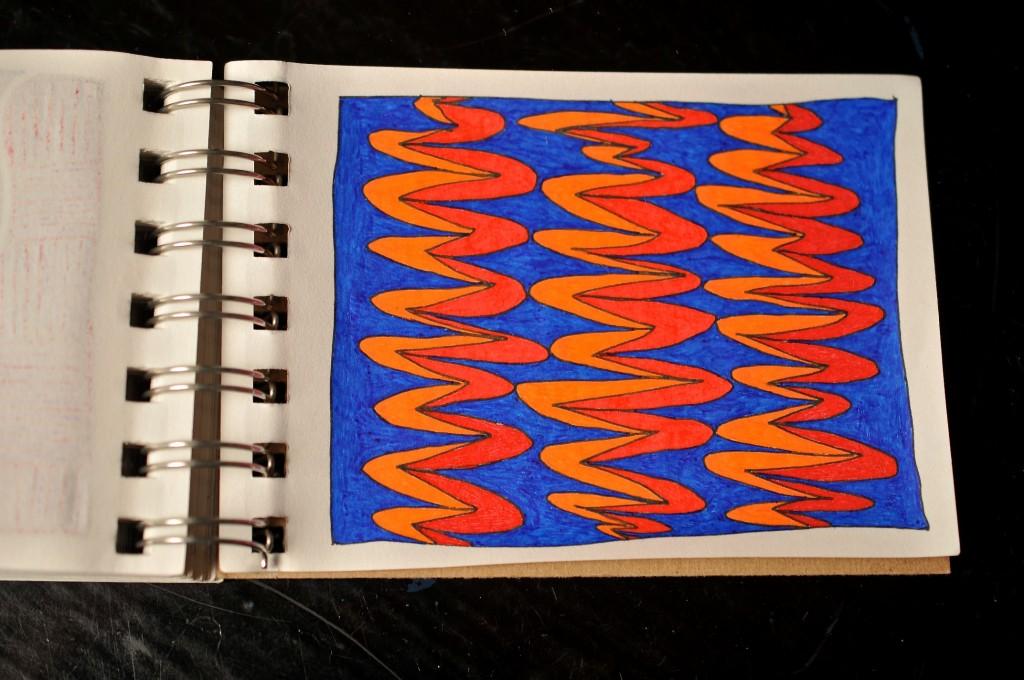 Sketchbook doodle 95 of 95