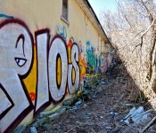 What a desolate scene [Montréal 2013-04-17]