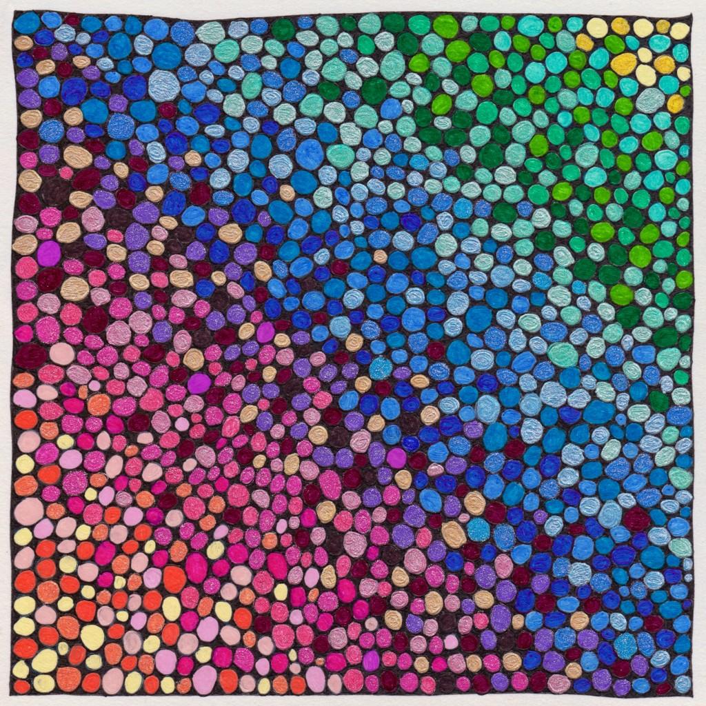 Square Doodle 028 - Version 2