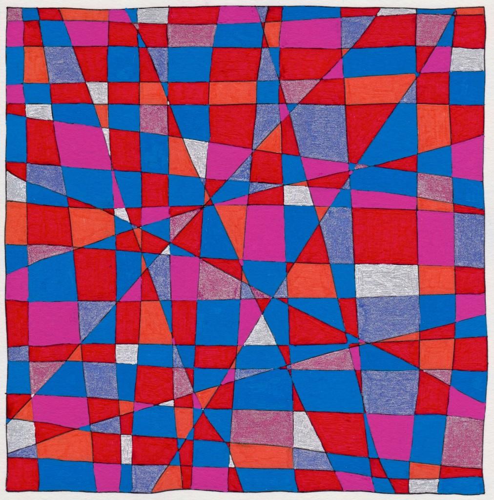 Square Doodle 034 - Version 2