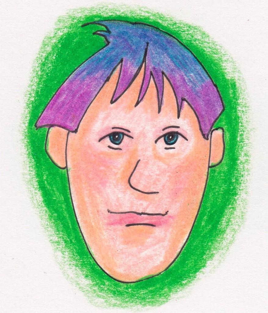 doodle face 2015 - Version 2